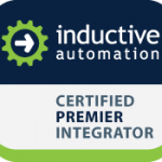 In ductive Automation Certiofied Premier Integrator